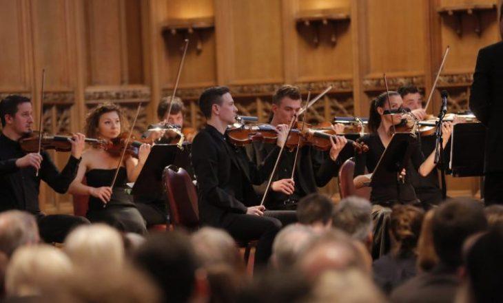"""""""No Borders Orchestra"""" performon nesër në Lumbardhi"""