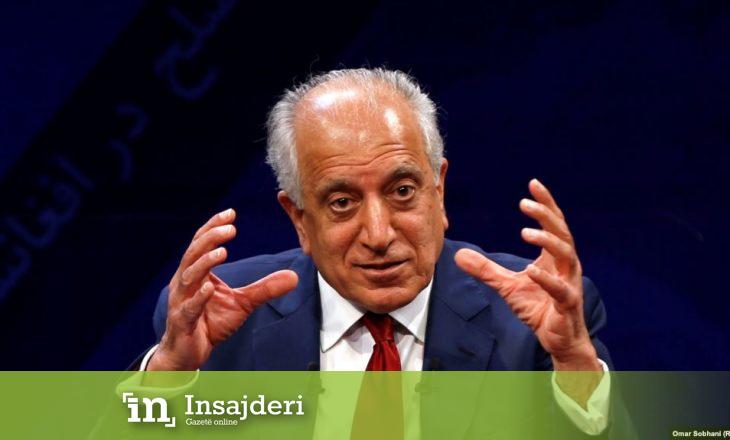 Khalilzad shkon në Kabul për të sqaruar deklaratat e Trumpit