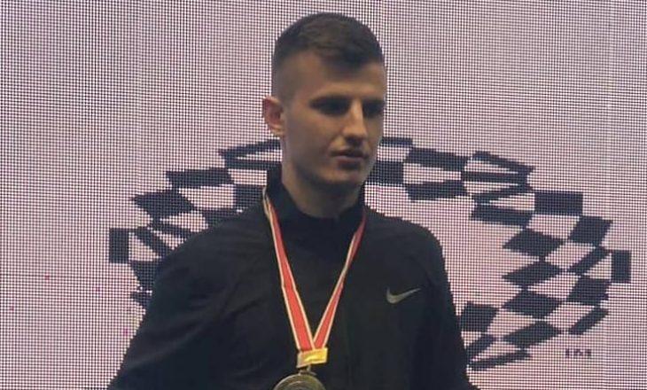 Karateisti më i mirë i Kosovës, Orges Arifi, lë Kosovën për një shtet tjetër