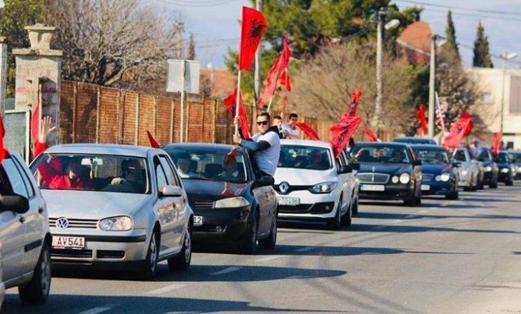 Shqiptarët i ndryshojnë tabelat e regjistrimit të veturave në Mal të Zi