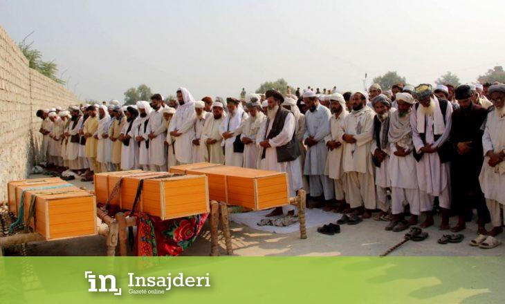 Raporti i Kombeve të Bashkuara mbi vrasjen e civilëve në Afganistan