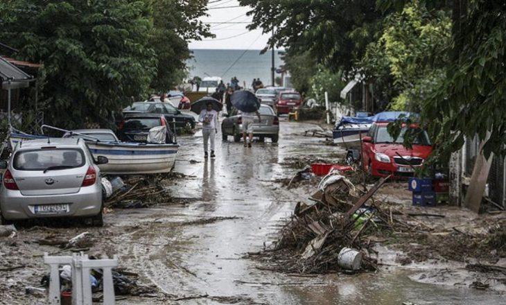 'Shpëtuam falë mrekullisë'- Si nisi stuhia në Greqi