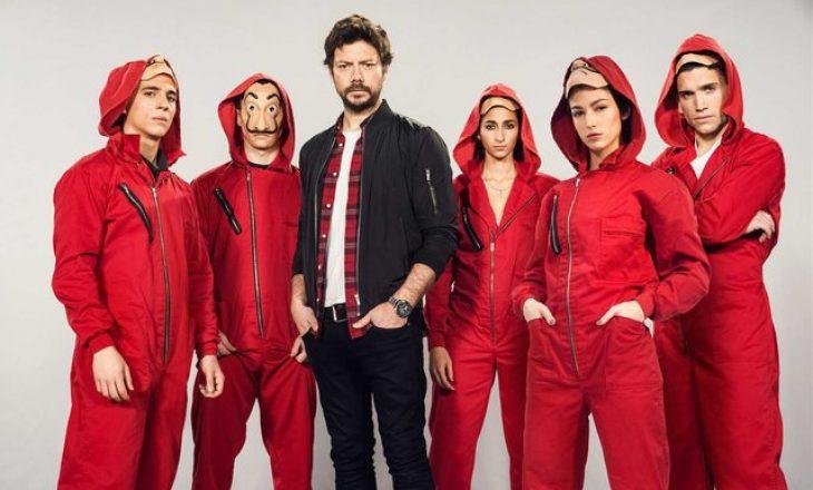 Aktorja e 'Casa de papel' do quhej Tirana në serial, del video