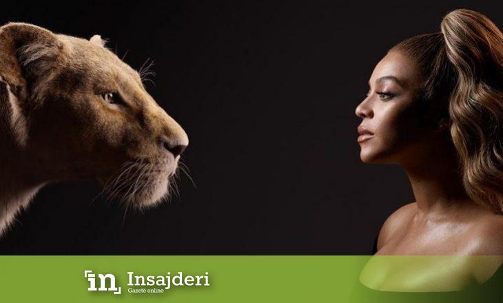 """Beyonce publikon këngën """"Spirit"""" pjesë e filmit """"The Lion King"""""""