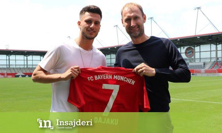 Zyrtare: Leon Dajaku është i Bayern Munichut
