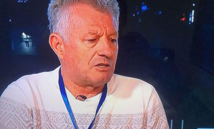 Krasniqi: Rexha ishte i bllokuar, këta dy futbollistë janë fajtor për golin e pësuar