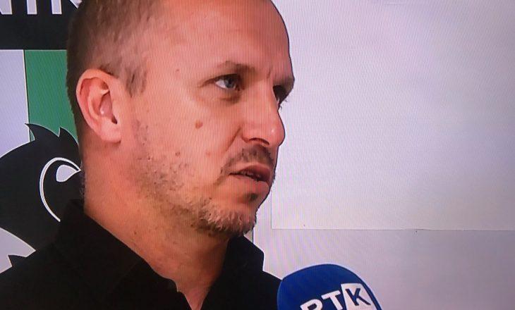 Ramdani flet pas ndeshjes: Më vjen keq për futbollistët, nuk e kemi turpëruar futbollin kosovar