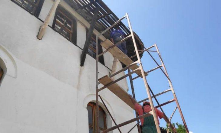 Edhe një banesë në Gjirokastër drejt restaurimit