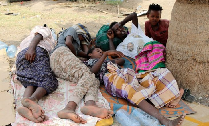 Vdiqën nga uria, pasi që anija u prish lundroi një javë pa pushim
