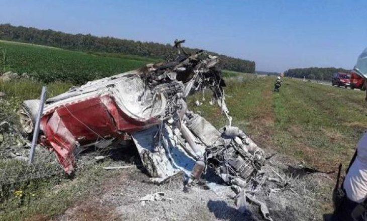 Si shpëtuan mrekullisht vëllezërit shqiptarë në aksidentin në Kroaci
