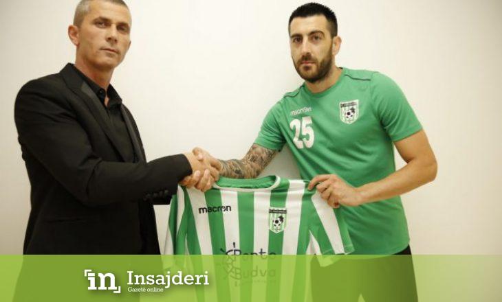 Një ditë para ndeshjes me TNS, Feronikeli prezanton transferimin e ri
