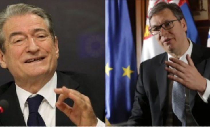 Sali Berisha i kthen përgjigjen e tretë Vuçiqit – Përmend shkëmbimin e territoreve