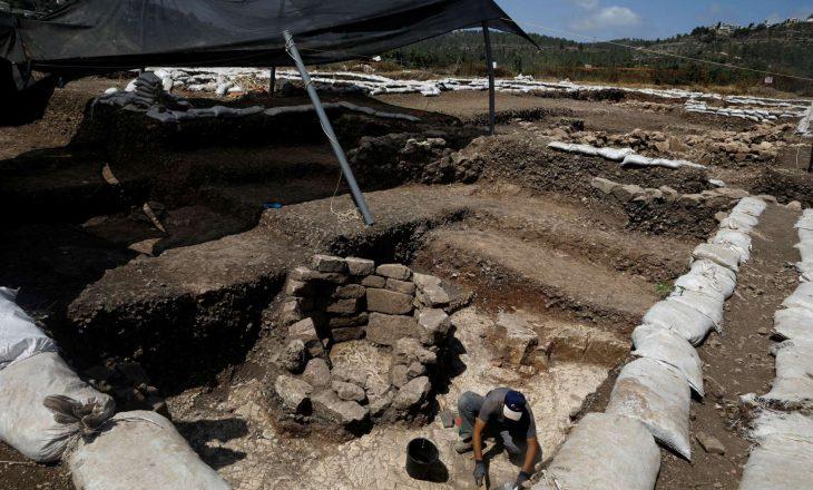 Zbulohet vendbanimi 9 mijë vjeçar