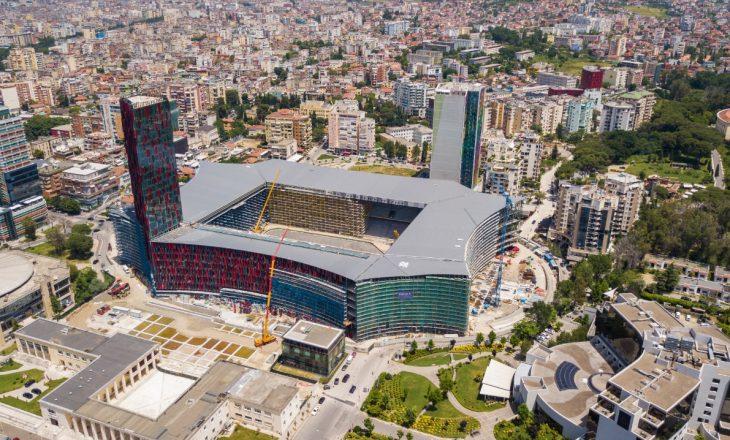 FSHF kërkon një sponsor për stadiumin e ri kombëtar