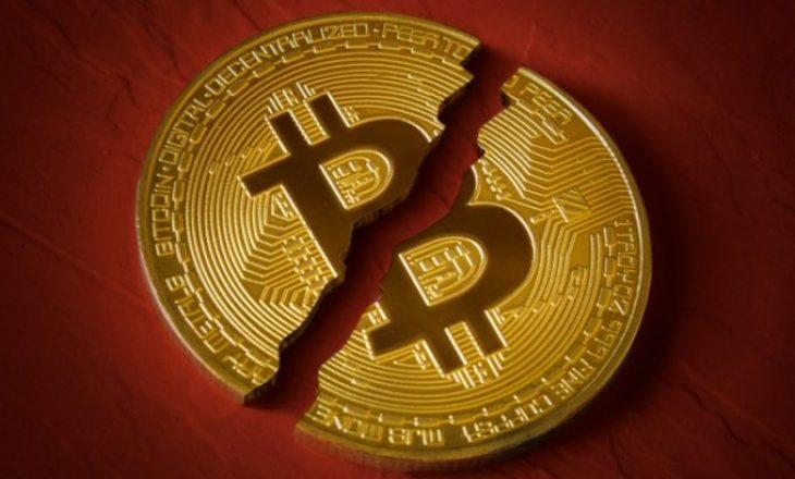 Bitcoin humbet terren nën presionin Amerikan