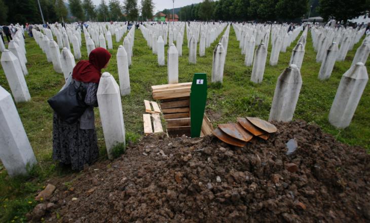 Gjykata Supreme: Edhe Holanda fajtore për masakrën e Srebrenicës