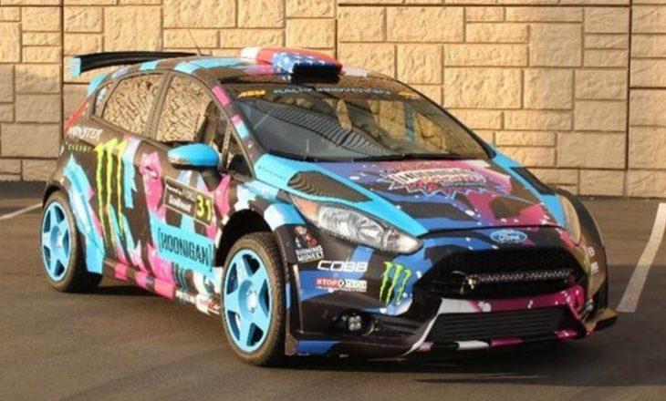Ford Fiesta ST e modifikuar për gara del në shitje