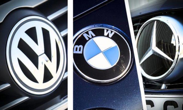 Sa fitojnë prodhuesit e veturave për një makinë që e shesin – të dhënat për BMW'në, Toyotan, Volkswagenin