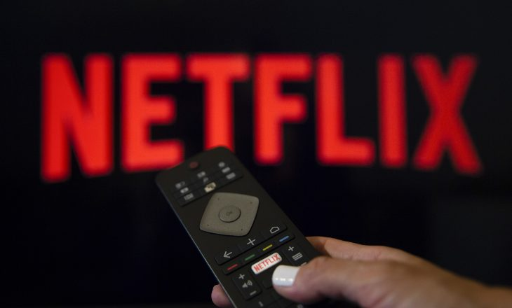 Bien aksionet e Netflix
