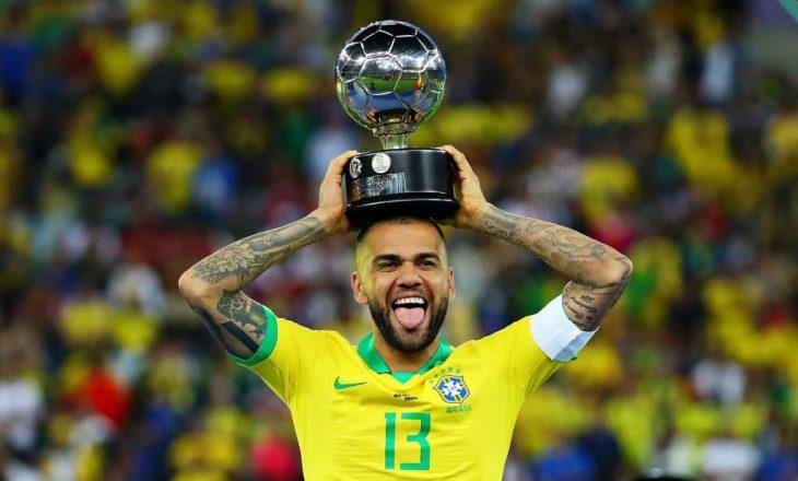 City nuk mund të nënshkruajë me Dani Alves – Kjo është arsyeja