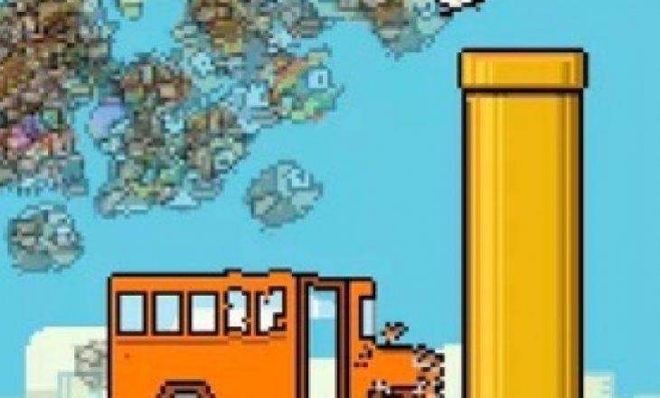Lansohet Flappy Royale, video-loja ku luajnë deri 100 lojtarë në të njëjtën kohë