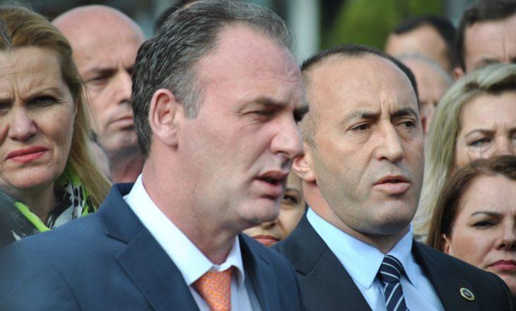 Limaj nuk e përmend dorëheqjen e Haradinajt, thotë se Gjykata Speciale është e padrejtë