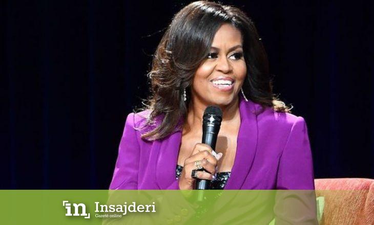 Michelle Obama, gruaja më e admiruar e botës