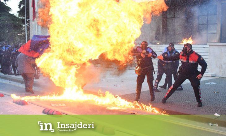 Ambasada amerikane paralajmëron protestë të dhunshme nga opozita shqiptare
