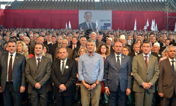 Cilat janë universitete që u hapën nga fushata elektorale e Hashim Thaçit?