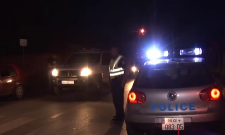 Policia gjobitë një nuse në Prishtinë
