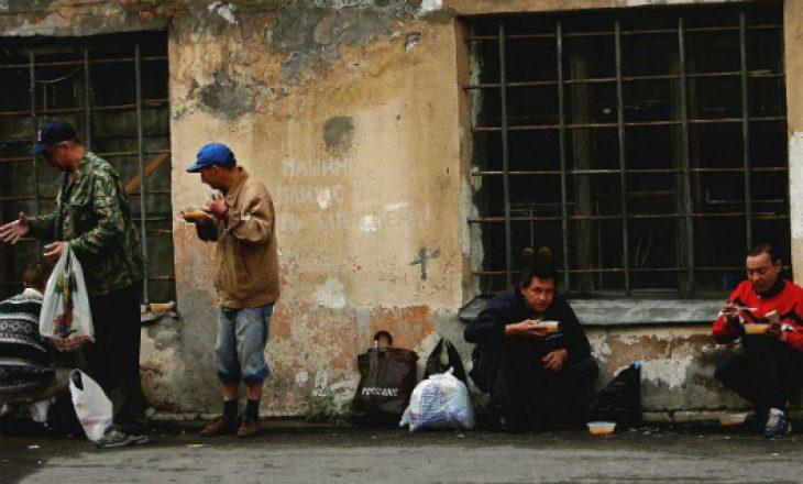 Rritet numri i personave të varfër në Rusi