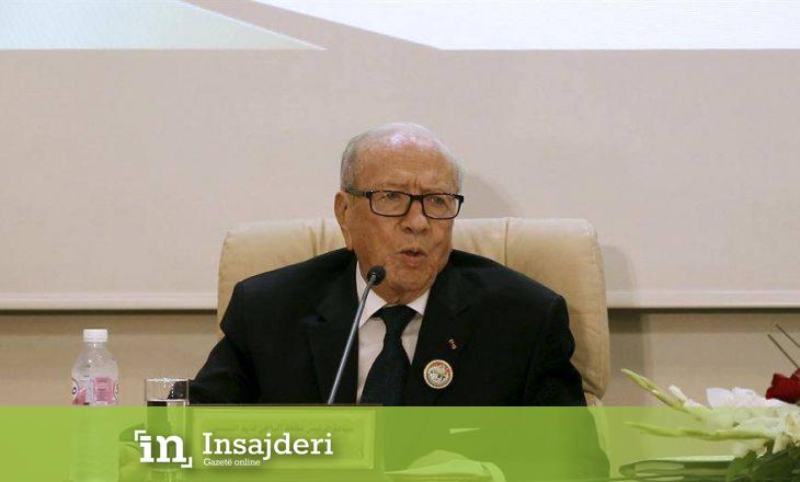 Vdes presidenti i Tunizisë Beji Caid Essebsi