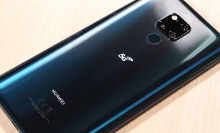 Huawei prezantoi telefonin e parë 5G