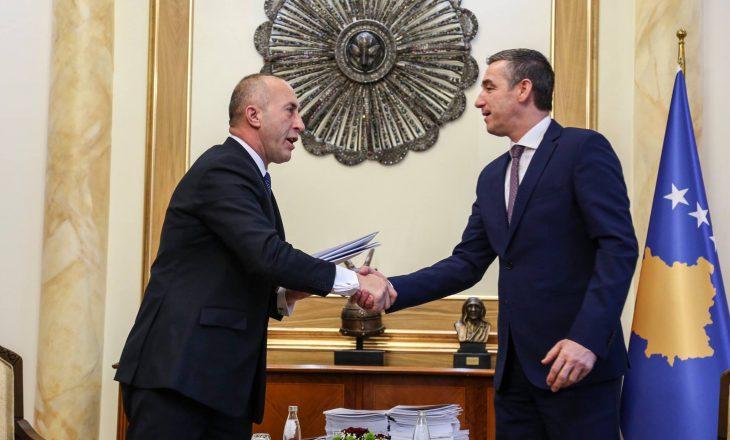 Kadri Veseli reagon për dorëheqjen e Ramush Haradinajt – kujton si u ndërtua koalicioni
