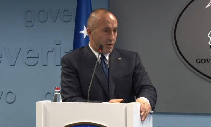 Takimi Sveçla-Gjuriq, Haradinaj: VV të deklarohet se ka qenë kundër