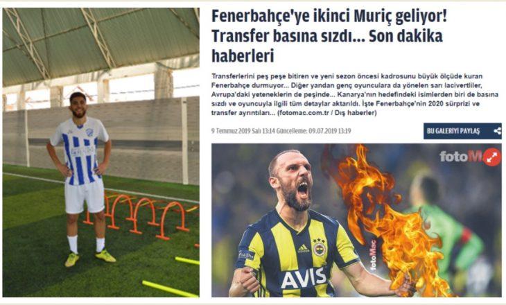 Talenti kosovar demanton mediat, sqaron marrëdhënien me Muriqin