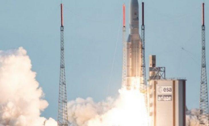 Franca do të mbrojë hapësirën me nanosatelitë dhe lazera të fuqishëm