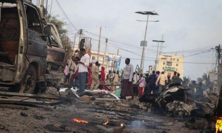 12 të vrarë nga një sulm vetëvrasës në Somali