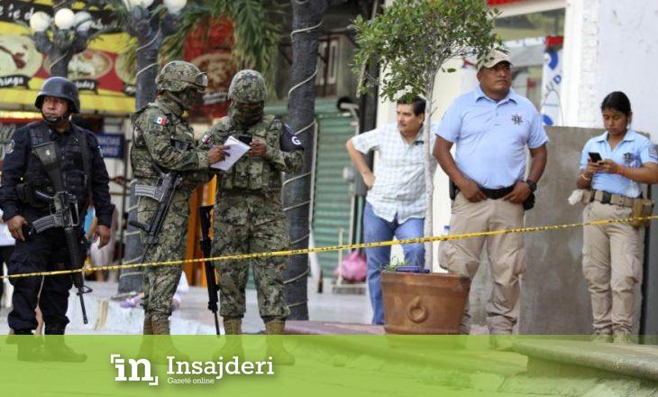 Në Akapulkon e popullarizuar një sulmues ka vrarë pesë dhe plagosur gjashtë persona