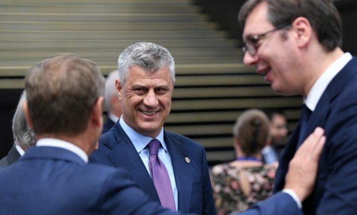 """""""Tani negociatat do të kalojnë sërish në duart e Presidentit Thaçi"""""""