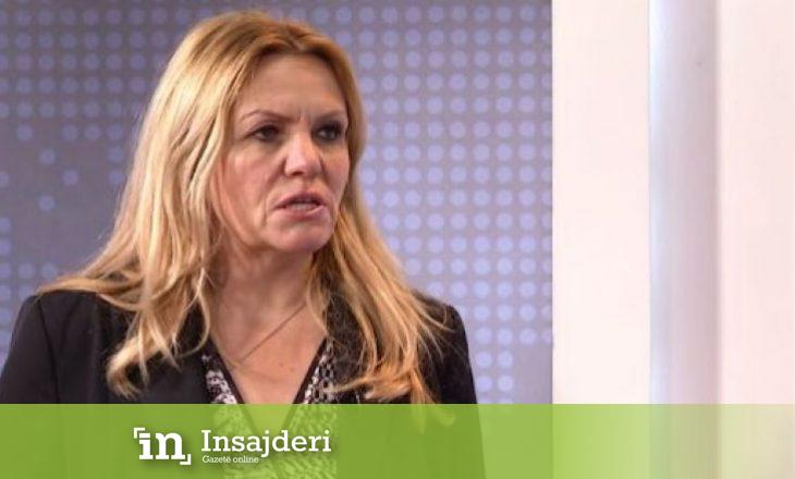 Deputetja e AAK-së nuk i ndalë lotët pas dorëheqjes së Ramush Haradinajt