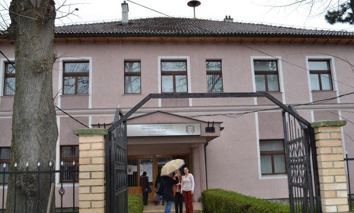 Anëtari me pozitë të lartë në PDK, zgjidhet rektor në Universitetin e Gjakovës
