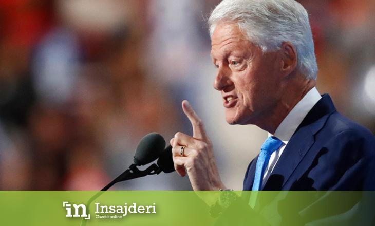 Në cilin Universitet të Kosovës ligjëroi presidenti Klinton?
