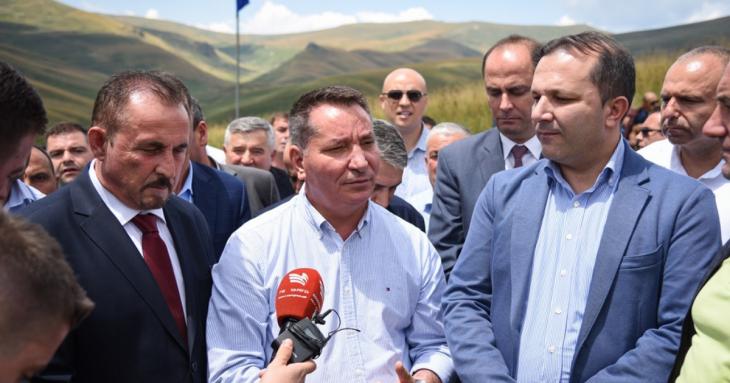 Ministri Lekaj