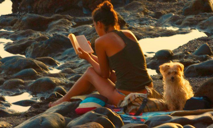 A konsiderohen lexuesit e librave në plazh lexues serioz?