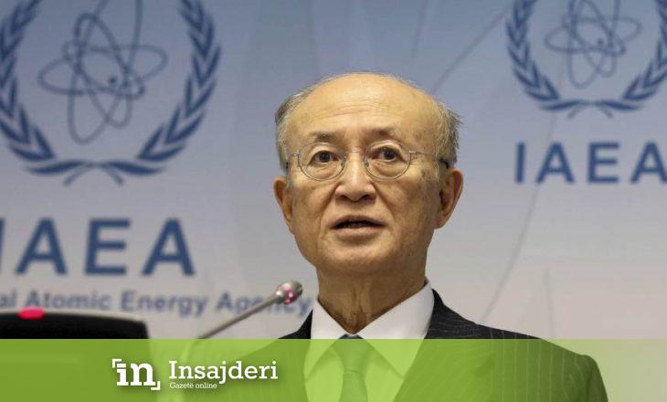 Vdes shefi i Agjencisë Ndërkombëtare për Energji Bërthamore