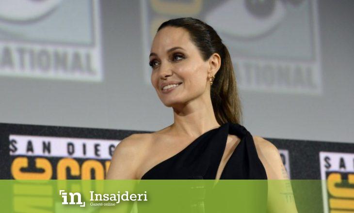 Dalin pamjet e Angelina Jolie me truprojën e saj
