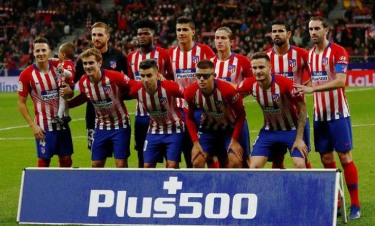 Atletico përgatit një transferim sensacional