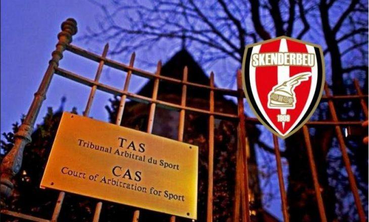 Zyrtare: CAS merr vendim për Skënderbeun