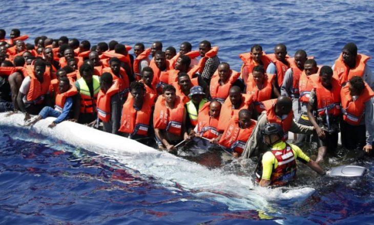 Dyshohet për dhjetëra migrantë të vdekur në Detin Mesdhe